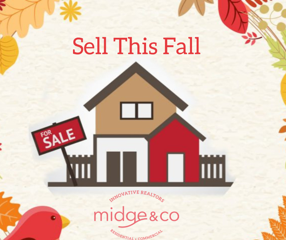 Sell this fall with Midge & co