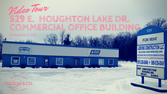 Midge & Co Video Tour 529 E Houghton Lake Dr.