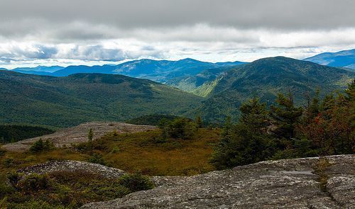 Caribou Mountain in Bethel. Maine. Photo By: Paul VanDerWerf