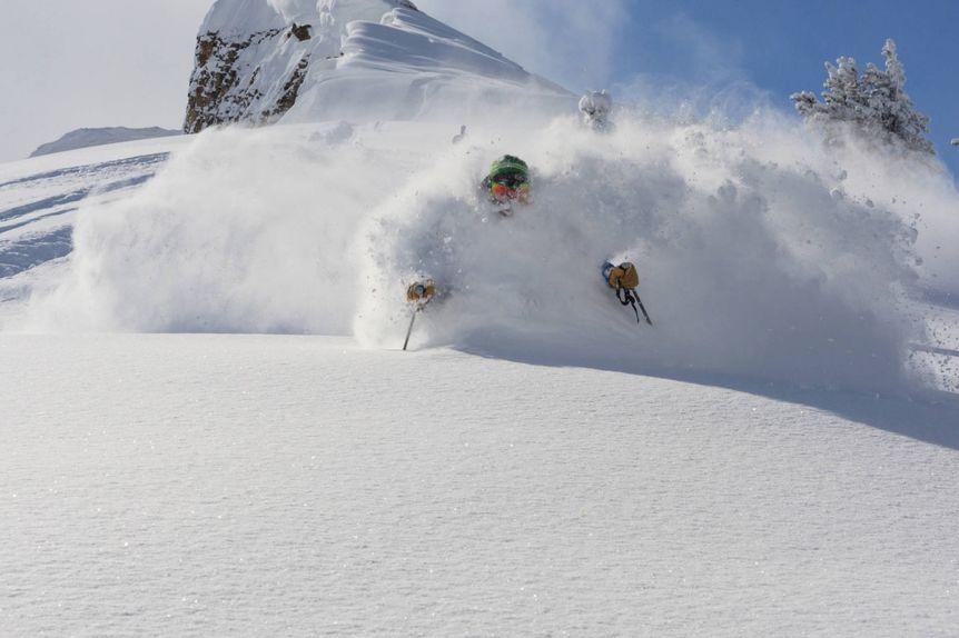 Skiing and snowboarding Southeast Idaho