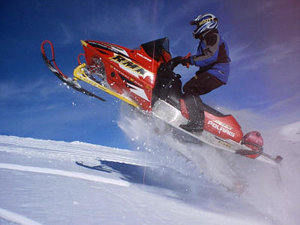 Snowmobiling Swan Valley Idaho | Winter Activities Southeast Idaho | MyIdahoAgent.com