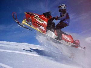 Snowmobiling Swan Valley Idaho | Winter Activities Southeast Idaho