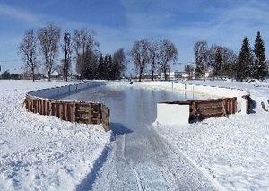 Ice Skating Rigby Idaho | Winter Activities Southeast Idaho | Dakri Bernard Reality