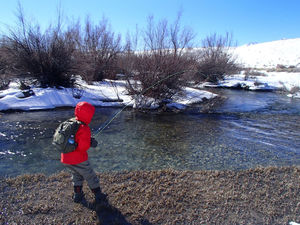 Winter Activities Southeast Idaho | Fishing Idaho Falls | MyIdahoAgent.com