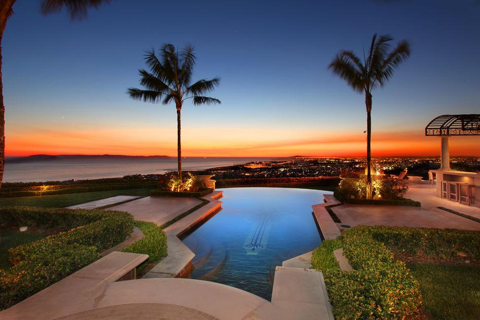 Newport Coast Ocean View Home