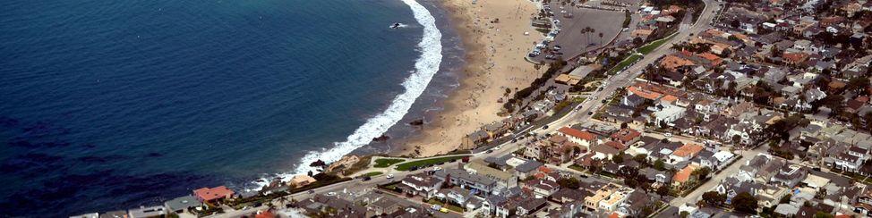 Oceanfront Homes Newport Beach