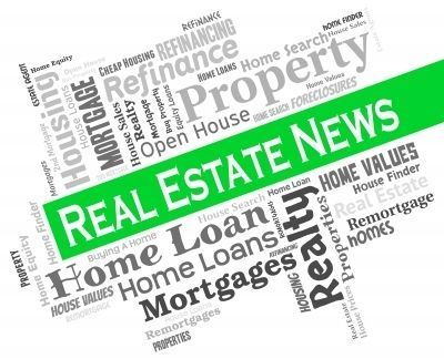 """Real Estate News Means For Sale And Headlines"" by Stuart Miles at FreeDigitalPhotos.net"
