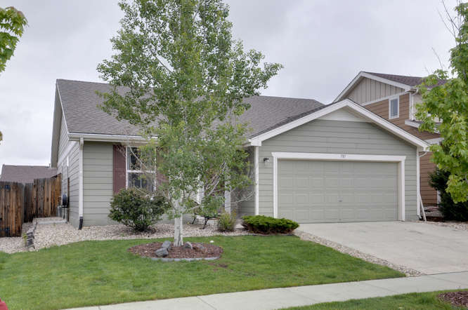 just listed home for sale Erie CO