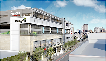 Mariano's Lakeview East rendering