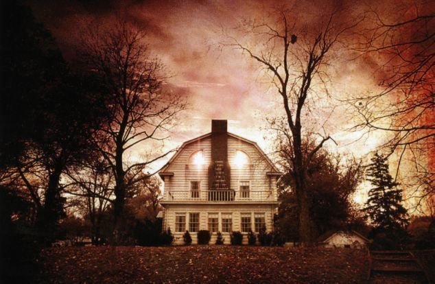 No Merchandising. Editorial Use Only. No Book Cover Usage  Mandatory Credit: Photo by c.AmericanI/Everett / Rex Features (572367c)  THE AMITYVILLE HORROR  'THE AMITYVILLE HORROR' FILM - 1979