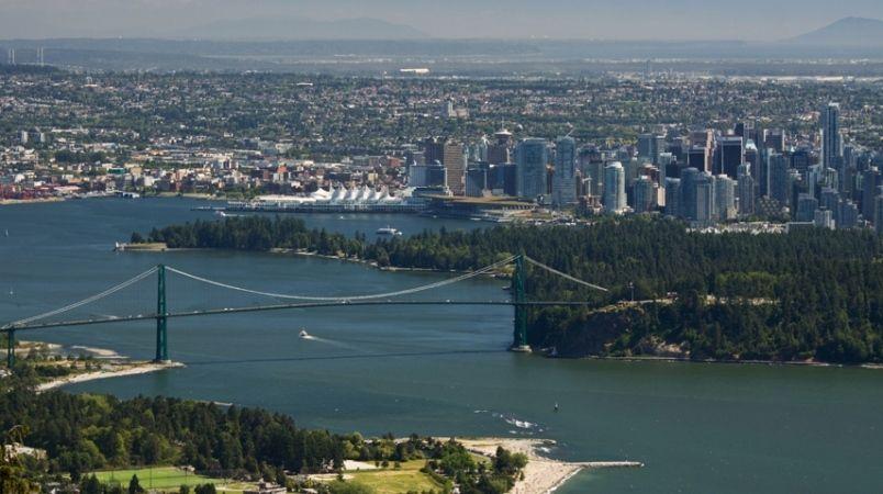 vancouver-from-west-van-lions-gate-bridge