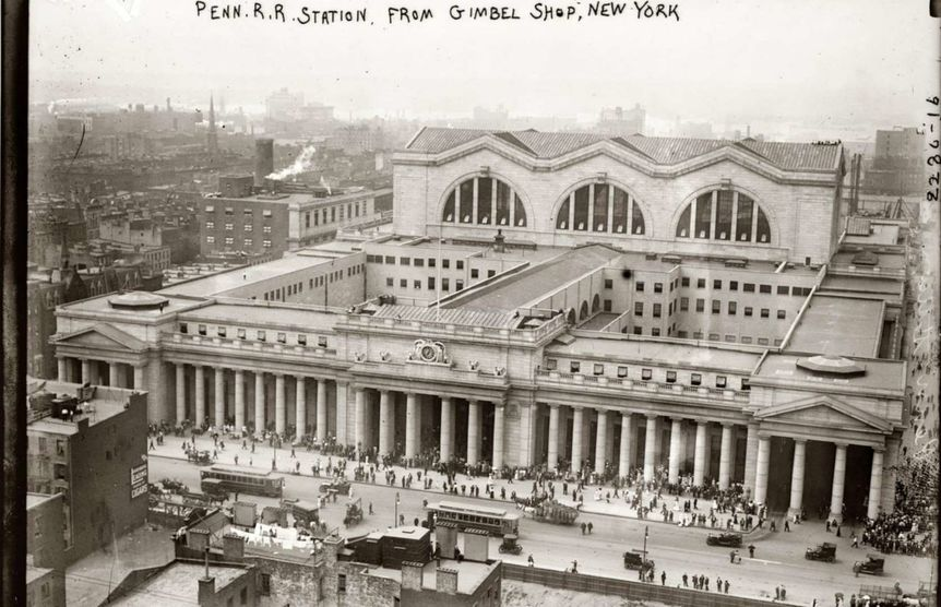 Pennsylvania Station, New York