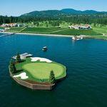 Coeur d'Alene Resort Golf Cours