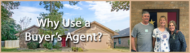 Why use a Buyer's Agent?