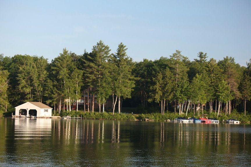 Meadow brook - Lake Sunapee 108243