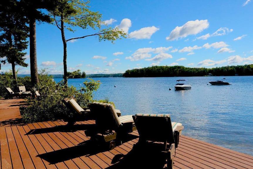 Oakledge Lake Sunapee