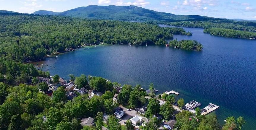 Blodgetts Landing New Hampshire