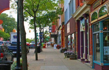 Downtown Howell, MI - Partners Real Estate Professionals