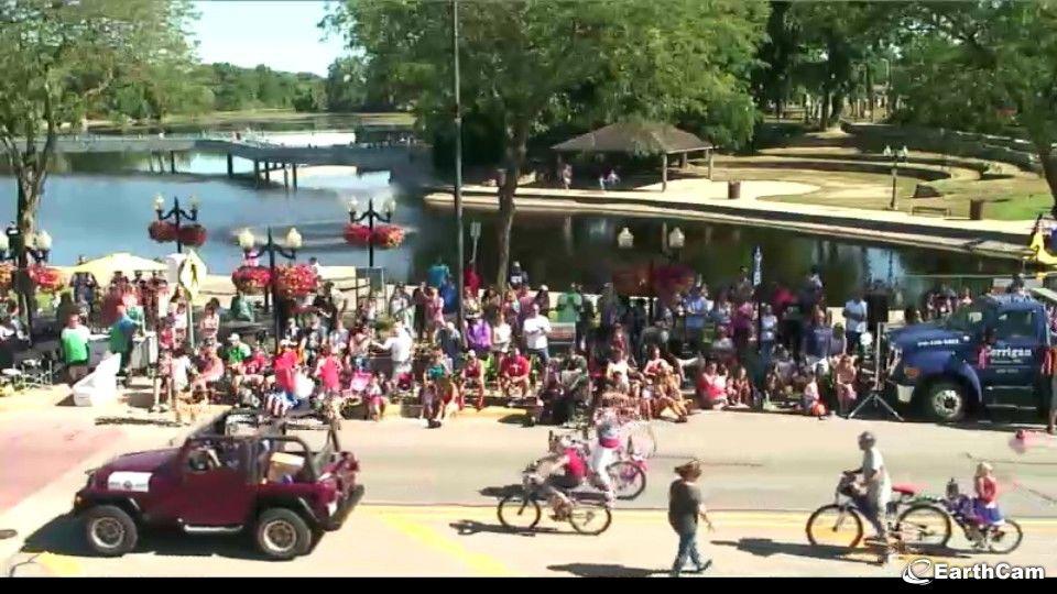 july 4th brighton michigan parade