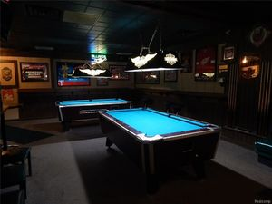 bloated goat pool tables
