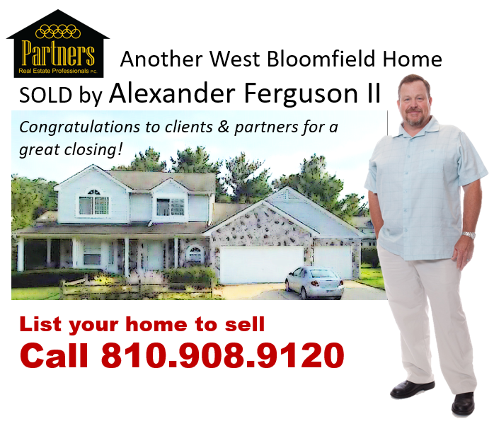 Selling Homes In West Bloomfield Mi Alexander Ferguson
