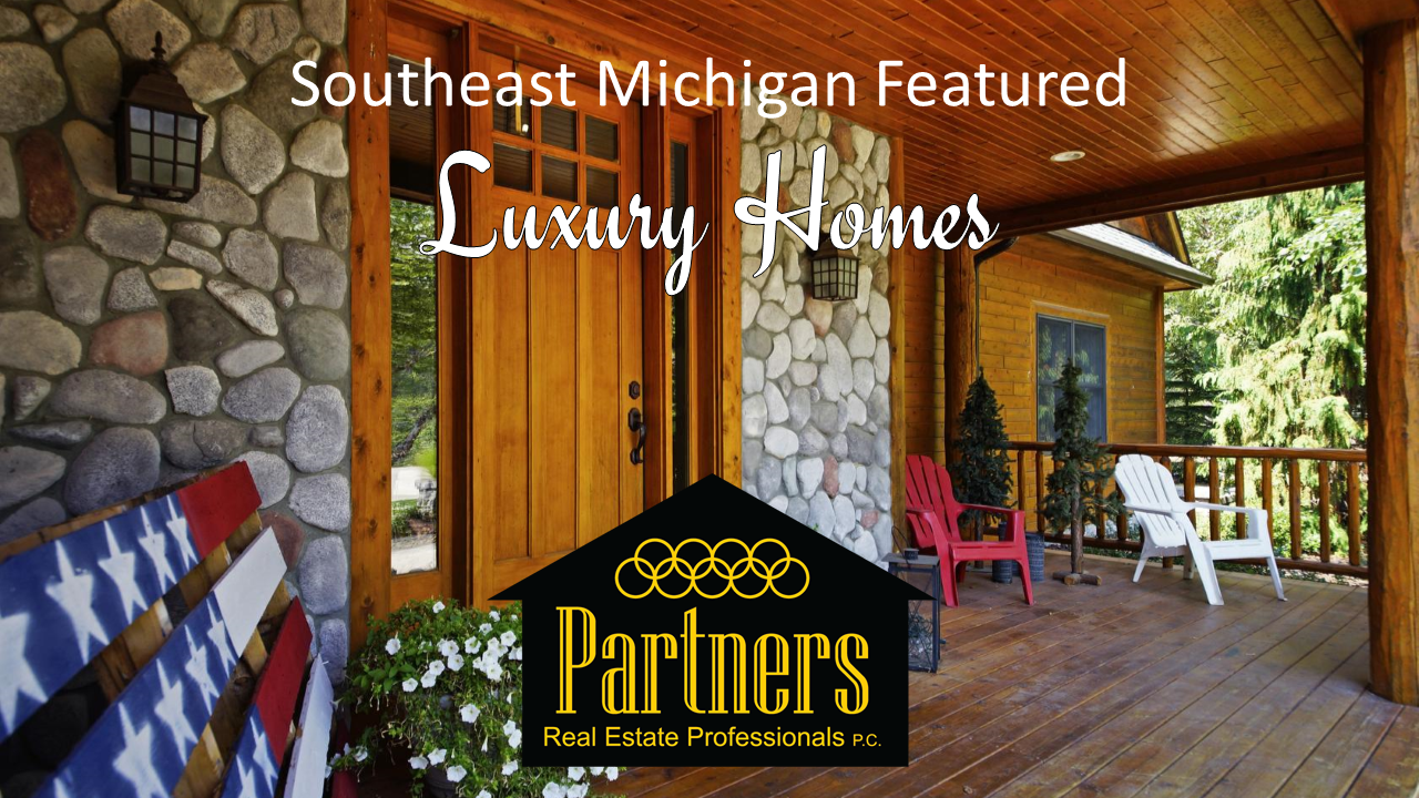 Southeast Michigan Luxury Homes Featured Homes