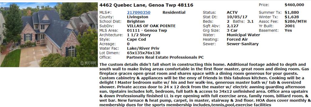 4462 Quebec Ln