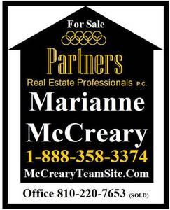 marianne mccreary sign