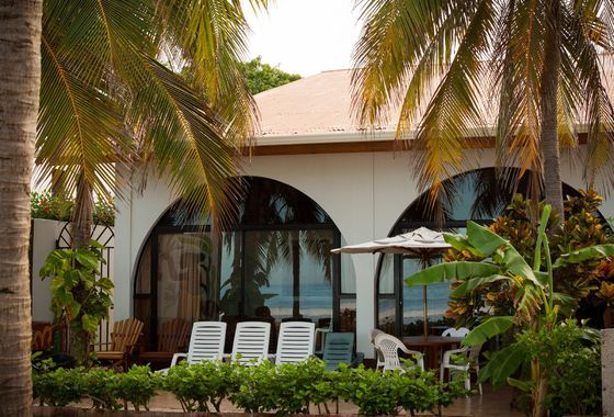 Beach Front Home in Playa Grande