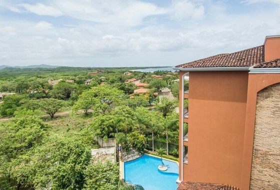 Ocean View Condo in Playa Langosta, Costa Rica