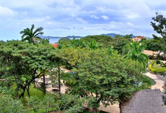 Ocean View Condo at Tamarindo Diria