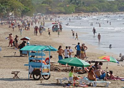 Beaches Of Guanacaste