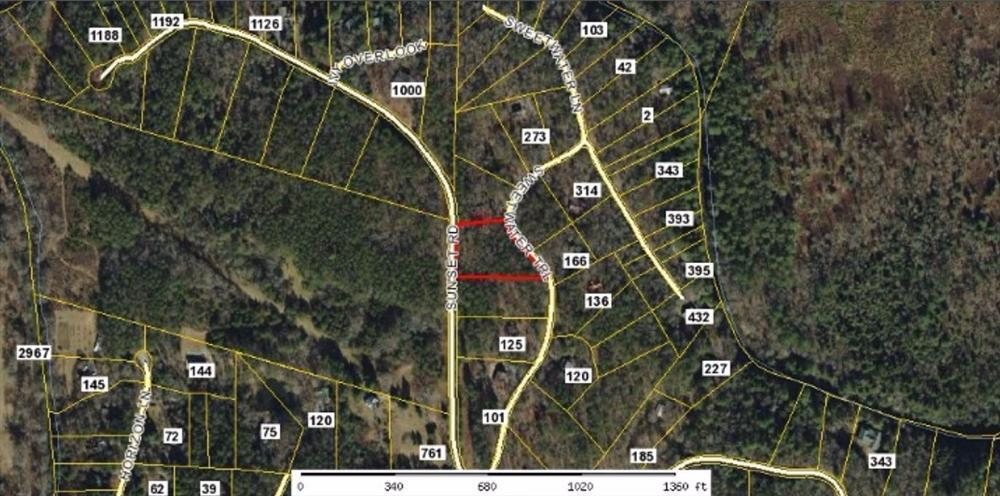 2 acres Sweetwater Trail Fannin County