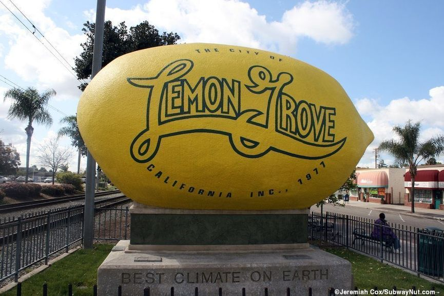 Lemon Grove real estate