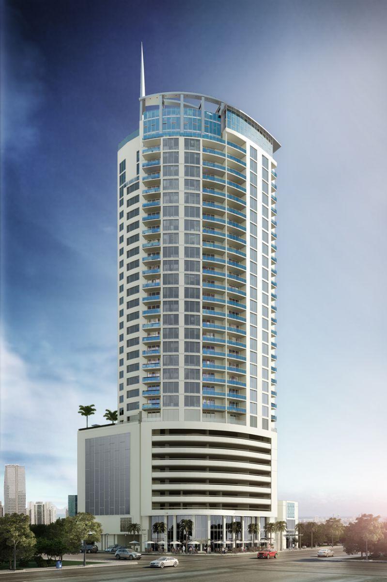 Krystal Tower Residences