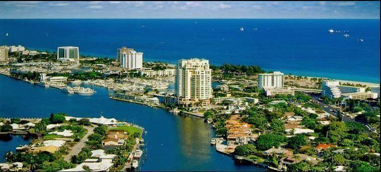Harbor Beach Aerial