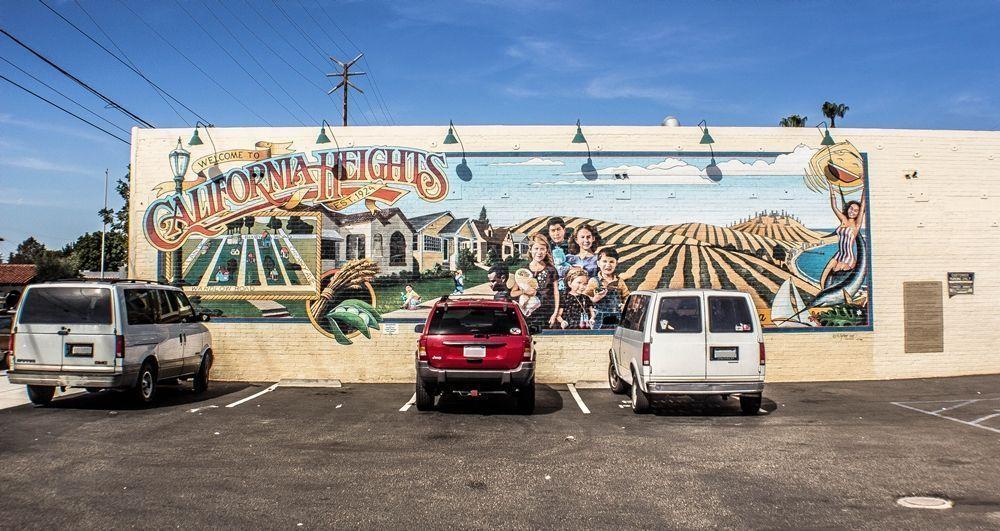 California Heights, Long Beach, CA
