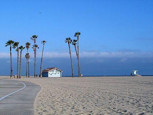 Long Beach is bike-friendly