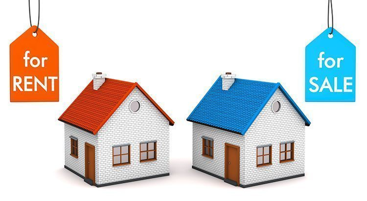 rent vs. buy a home