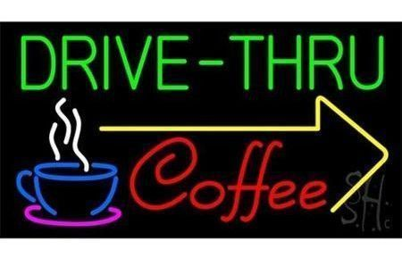 drive thru coffee Long Beach
