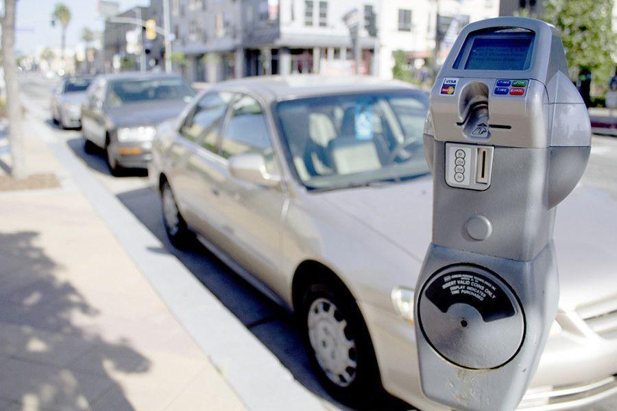 smart parking meters
