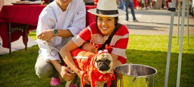 Howl-o-ween Happenings for You and Your Furry...