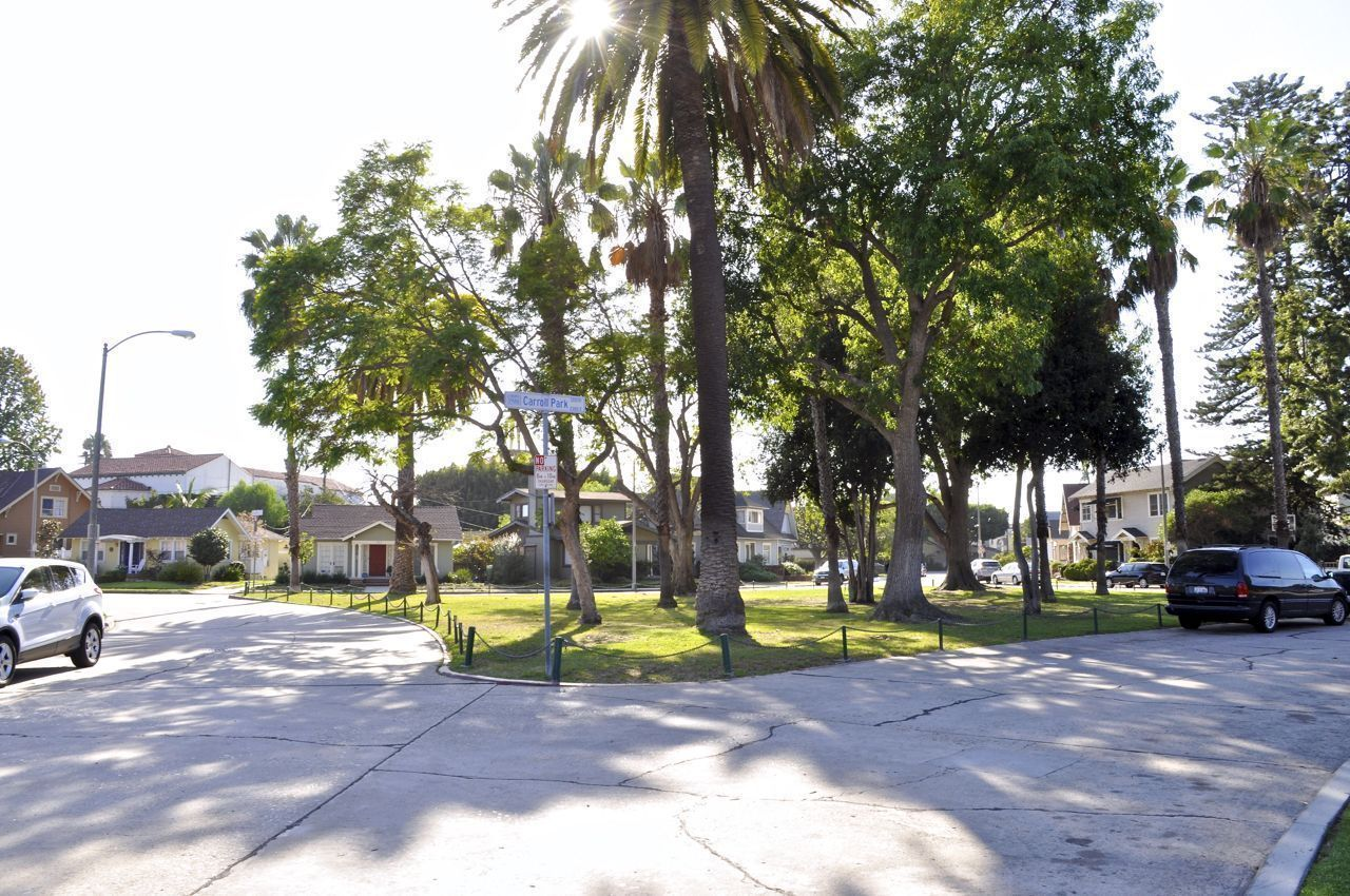 Carroll Park, Long Beach, CA