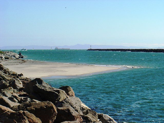 San Gabrie River - Seal Beach CA