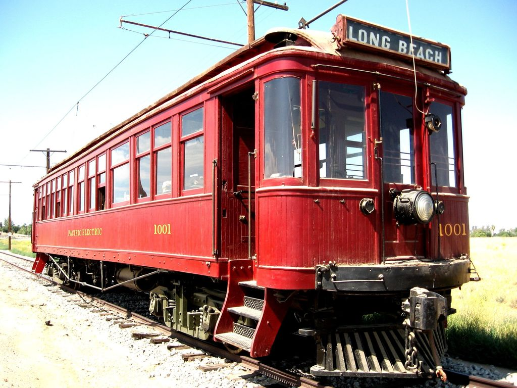 Pacific Electric Rail