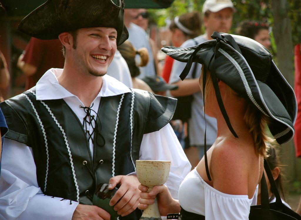 Long Beach Pirate Invasion Festival