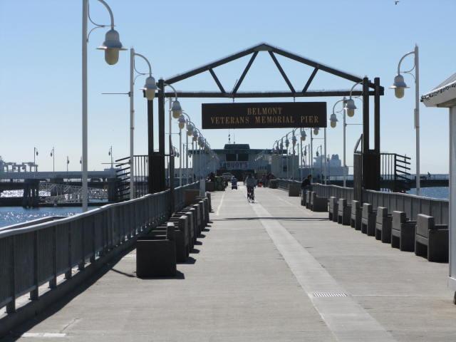 Belmont Pier Long Beach CA