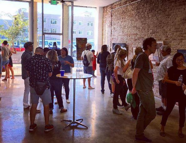 Long Beach Art Walks and Studio Tours