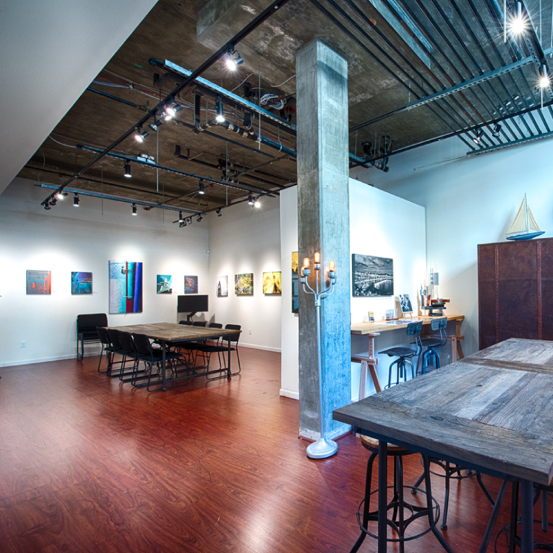 Long Beach Art Walks and Studio Tours