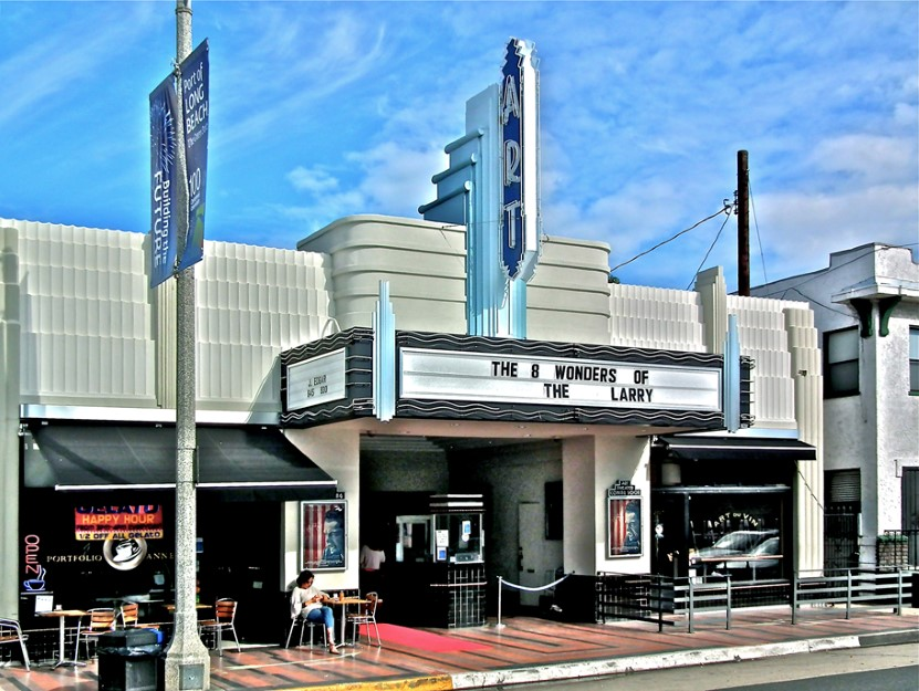 art theatre on retro row